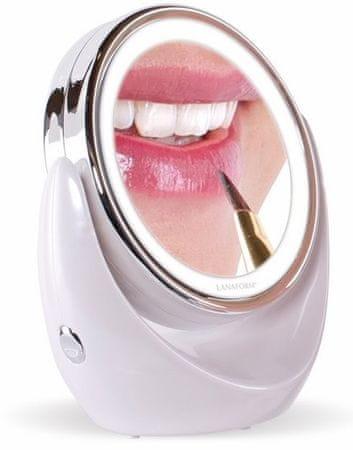 Lanaform Kozmetično ogledalo Led Mirror X10