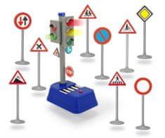 DICKIE Sygnalizator ze znakami drogowymi