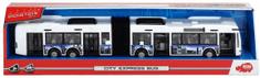 DICKIE Autobus City Express 46 cm - biały