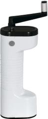 Lodos Ručný mlynček na kávu Temp biely