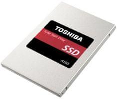 TOSHIBA SSD disk A100, 240GB, 6,35cm (2,5'')