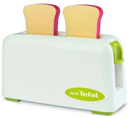 Smoby Toaster mini Tefal Express zelený