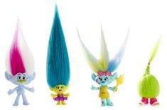 HASBRO Trolls Town Multipack – Wild Hair, komplet figur