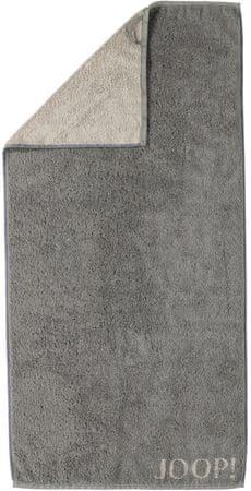 Joop! obojestranska brisača 80x150cm, temno siva