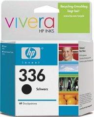 HP kartuša C9362EE črna 5 ml #336 - odprta embalaža