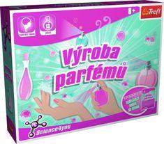 Trefl Science 4 U - Fabryka perfum