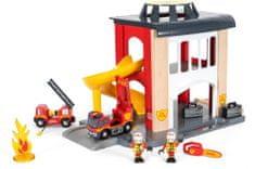 Brio Tűzoltóság játékkészlet