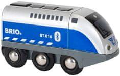 Brio Bluetoothtal vezérelhető játékjármű
