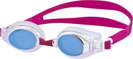 Swans FO-X1PM Úszószemüveg, Rózsaszín/Kék