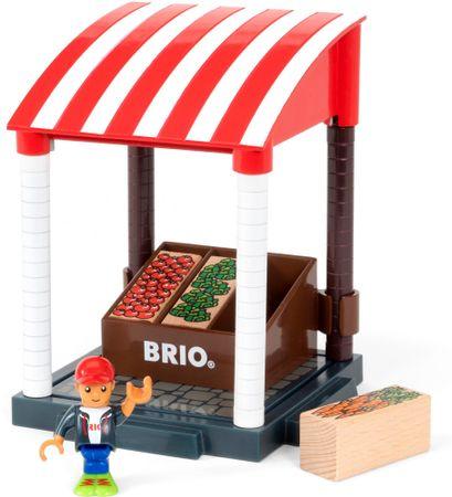 Brio Stragan z warzywami 33946