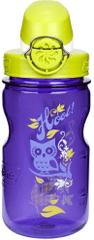 Nalgene OTF boca, dječja, 350 ml, ljubičasta, sova