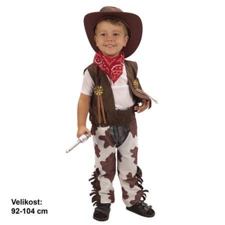 MaDe Cowboy jelmez, XS