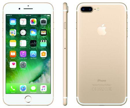 Apple iPhone 7 Plus, 128GB, złoty