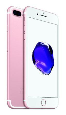 Apple iPhone 7 Plus, 32GB, różowe złoto