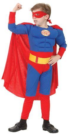 MaDe Superman Jelmez, M