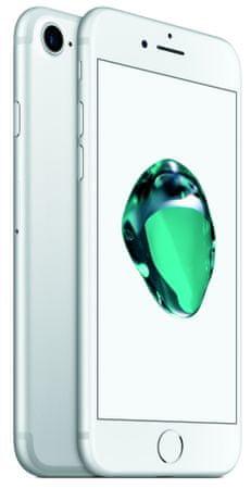 Apple iPhone 7, 128GB, Strieborný
