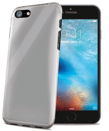 CELLY Apple iPhone 7 Szilikon hátlap, Átlátszó