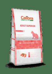 Calibra GF bezzbożowa karma dla dorosłych kotów Adult Superior Chicken & Potato 2kg