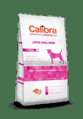 Calibra Hypoallergenic karma dla młodych psów małych ras Junior Small Breed 7 kg