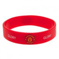 Manchester United silikonska zapestnica (10489)