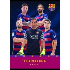 Barcelona biljeznica igraci BRA A4 (09623)
