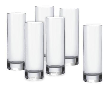 Crystalex pálinkáspohár Barline 50 ml, 6 drb