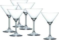 Crystalex koktel čaše Lara 210 ml, 6 kom