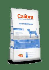 Calibra hrana za odrasle pse srednjih pasmina Hypoallergenic, s piletinom i rižom, 14kg