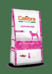 Calibra hrana za mladunce pasa malih pasmina Grain Free, s patkom i krumpirom, 7 kg