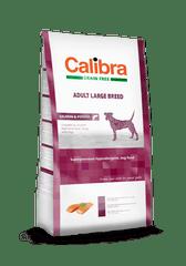 Calibra GF bezzbożowa karma dla dorosłych psów dużych ras Adult Large Breed 12 kg