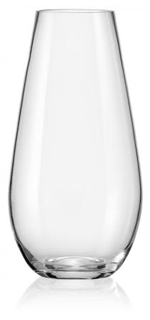 Crystalex váza 24,5 cm