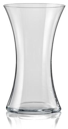 Crystalex váza 25,5 cm