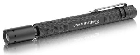 LEDLENSER P4 svetilka, ročna, 1x Power LED, baterijska
