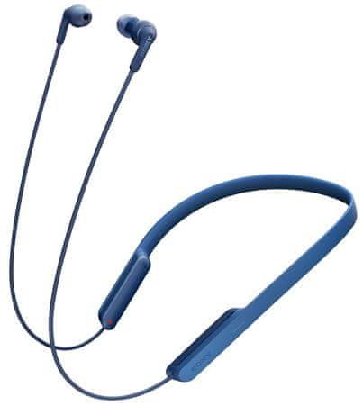 SONY MDR-XB70BT Fülhallgató, Kék