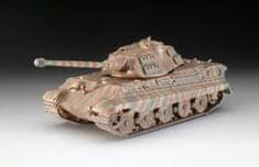 REVELL model czołgu Tiger II Ausf. B (porsche)