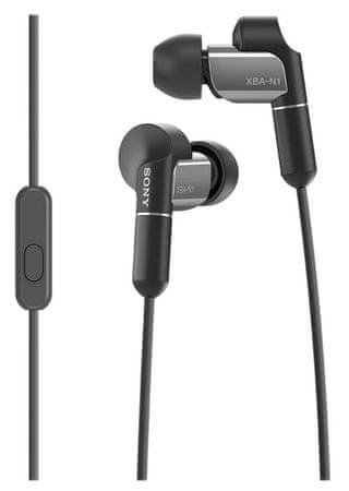 SONY XBA-N1AP Fülhallgató