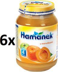 Hamánek S marhuľami 6x190g