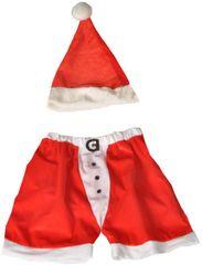 EverGreen Vianočné boxerky s čiapkou