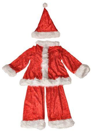 EverGreen Vianočný oblečok pre deti 6-8 rokov
