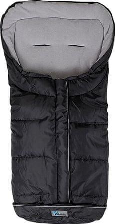 Altabebe Fusak zimní Easy Lux, černo-šedá