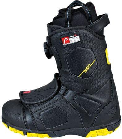 Head 550 Kid RC Boa (Coiler) Gyerek snowboard cipő, 32