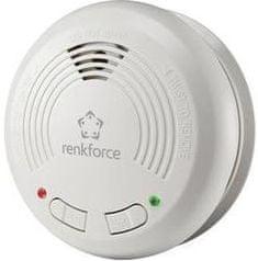 Renkforce Hlásič dymu Renkforce RF101