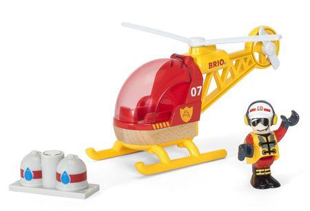 Brio Tűzoltó helikopter