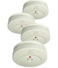 Conrad Detektor dymu Smartwares RM149/4 4 ks
