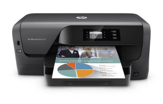 HP Officejet Pro 8210 (D9L63A) - rozbaleno