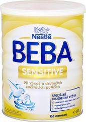Nestlé Beba Sensitive speciální kojenecké mléko při zácpě a drobných trávicích potížích, 800 g