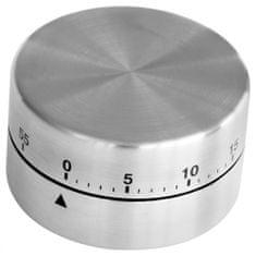 Zenker Rozsdamentes acél időmérő mágnessel