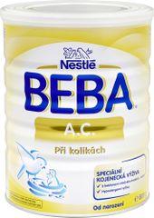 Nestlé Beba A.C. špeciálne kojenecké mlieko pri kolikách, 800 g