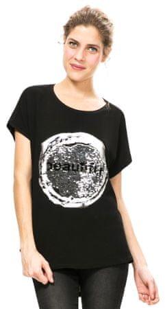 Desigual ženska majica L crna