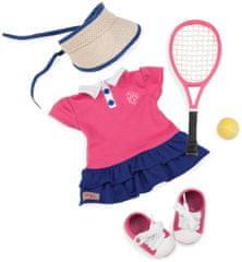 Our Generation Ubranko dla lalki, tenis ziemny